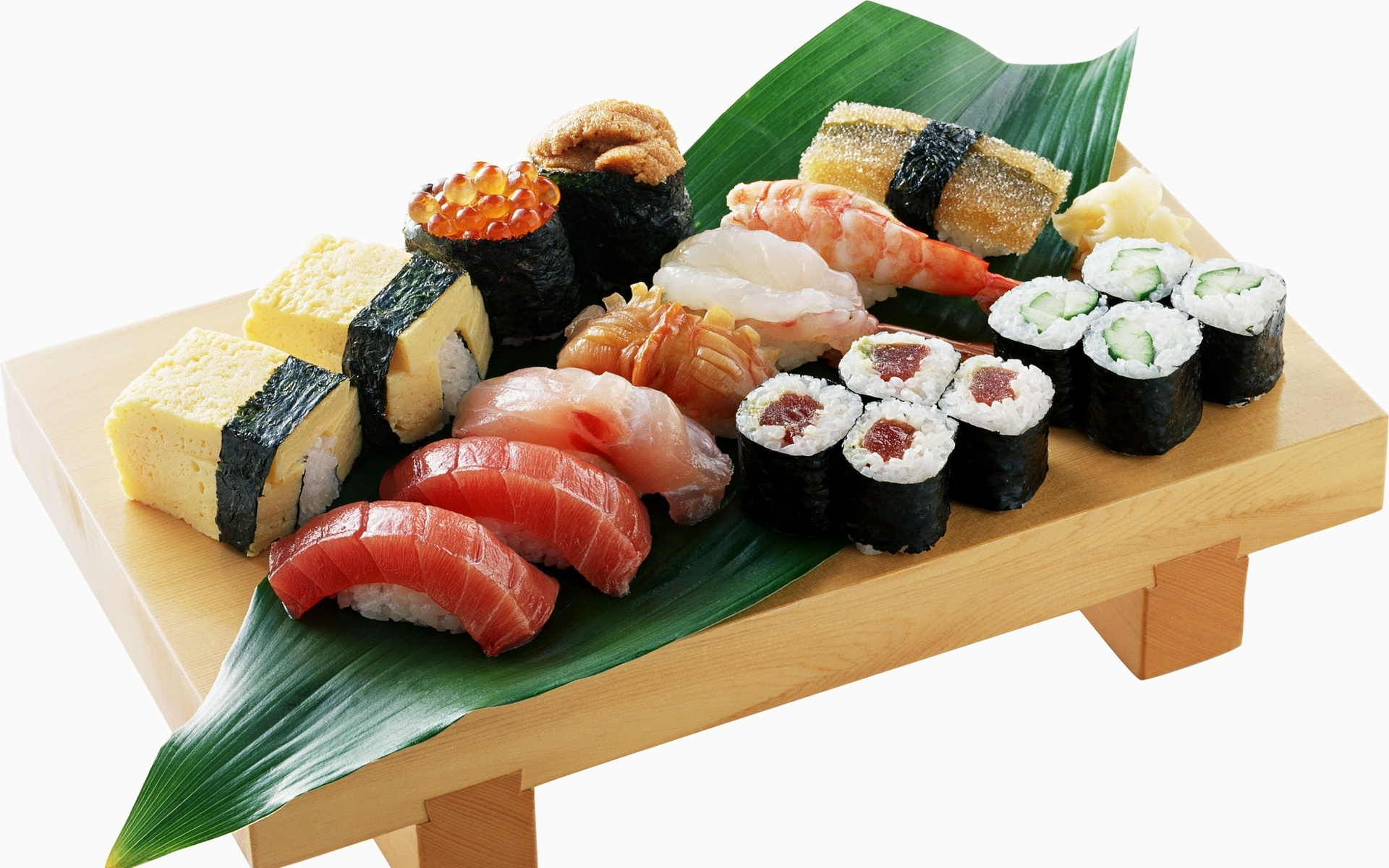 10 health benefits of sushi the luxury spot for Sushi fish names